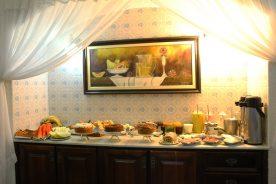 Café da Manhã – Pousada Estalagem Brotas