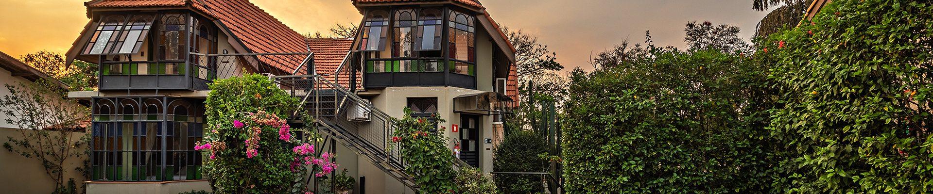 Apartamentos – Pousada Estalagem de Brotas
