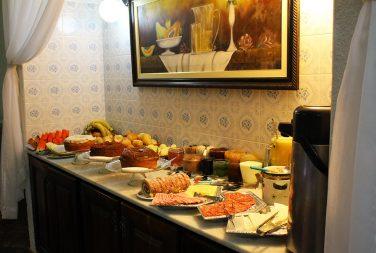 Café da Manhã   Pousada Estalagem Brotas