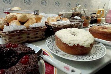 Café da Manhã – Pousada Estalagem de Brotas
