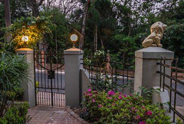 Jardim –  Pousada Estalagem Brotas
