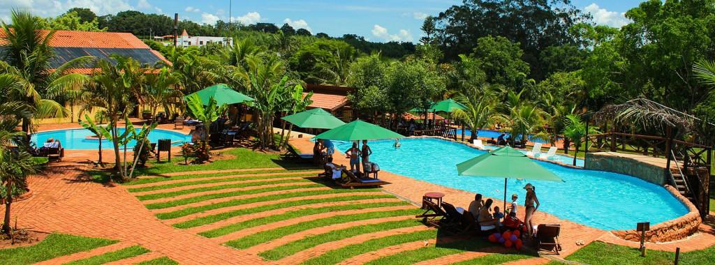 Lazer no Recanto Alvorada Eco Resort