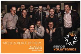 19 de Agosto – Banda Voluntários
