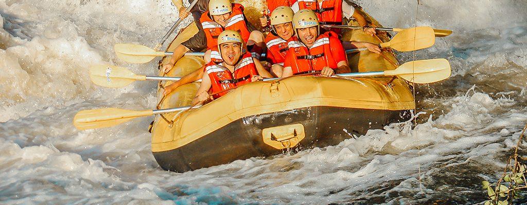Rafting – Secretaria de Turismo de Brotas